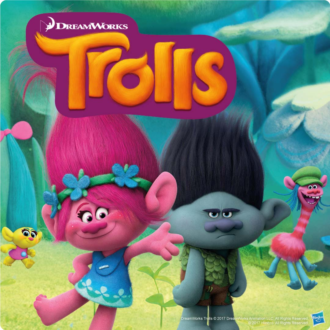Trolls at The Entertainer