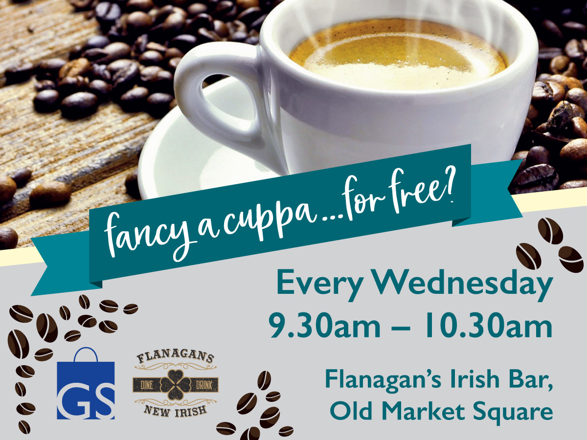 Fancy a Cuppa… for free?