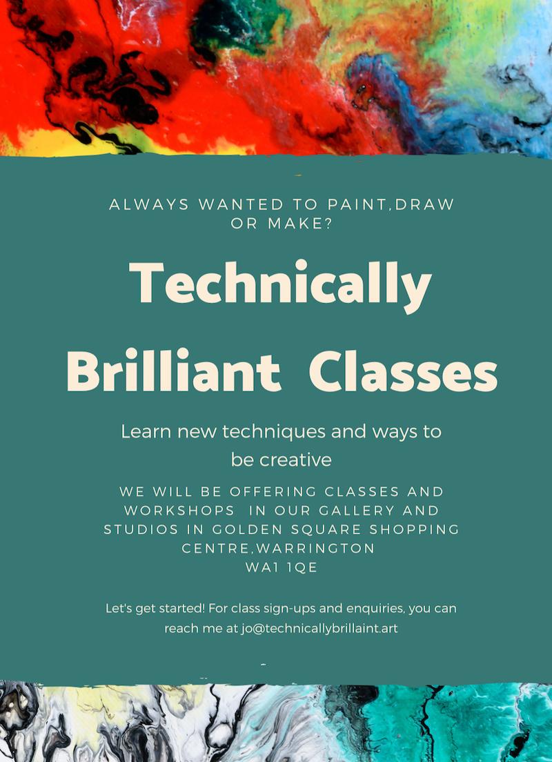 Technically Brilliant classes