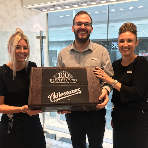Beaverbrooks Warrington announces grand giveaway for 35th Birthday