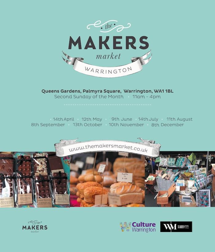 THE MAKERS MARKET WARRINGTON